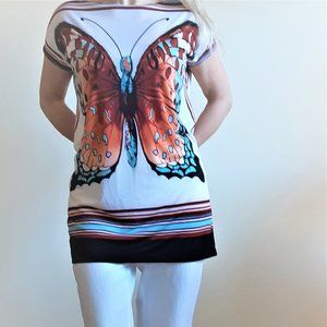 🛍️3/$25  ALISON SHERI tunic top